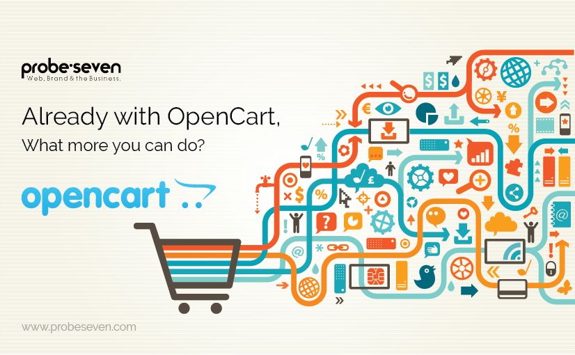 Already with OpenCart e-Commerce Website, What more you can do?